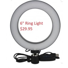 """Ring Light 6"""""""