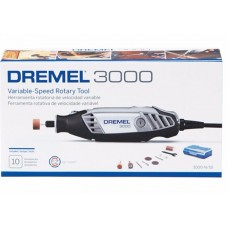 Dremel 3000 Variable Speed Rotary Tool with 24 Accessories