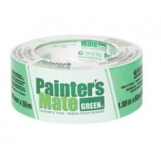 Tape Masking 1.88 in. W x 60 yd. L Green Medium Strength Masking Tape 1 pk