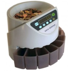 Coin Sorter and Counter Barbados Currency