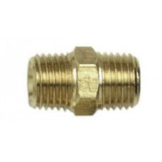 Campbell Hausfeld MP2118 Male Coupling 1/4-in NPT-M to 1/4-in NPT-M