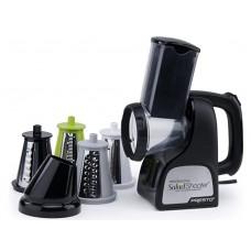 Presto 02970 Professional SaladShooter Electric Slicer/Shredder,
