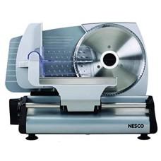 Nesco 7.5 food slicer, One Size, Silver Fs-100