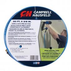 """Campbel Hausfeld 3/8"""" x 50' Blue PVC Air Hose (PA121600AV)"""