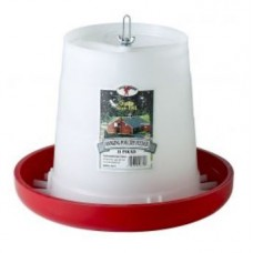 11 Pound Plastic Hanging Poultry Feeder PHF11
