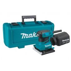 Makita BO4556K 2.0 Amp 4-1/2-Inch Finishing Sander with Case, Teal