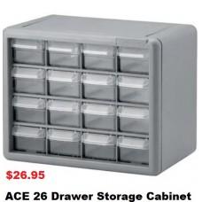 ACE 25 Storage Organizer
