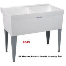 Laundry Tub Double