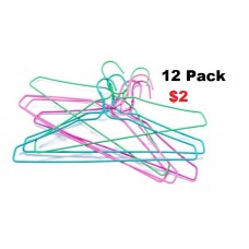 Hangers Wire 12 Pack